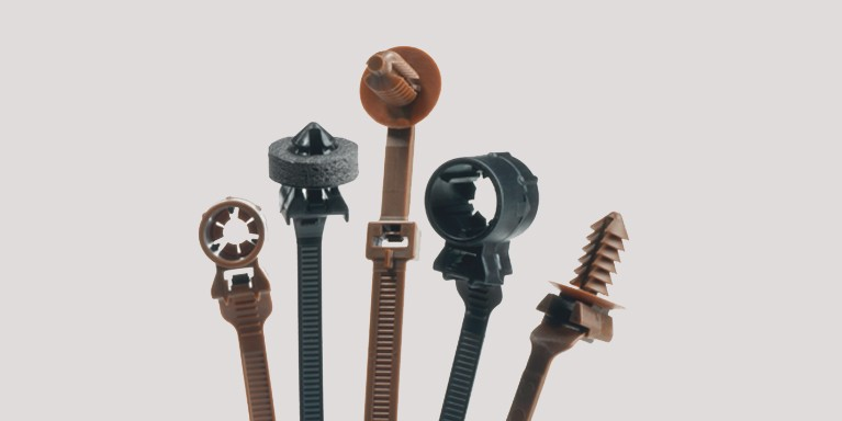 Assortment of Engineered Fasteners