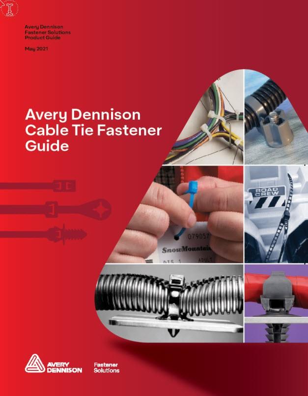 da35d15690da Avery Dennison Cable Tie Fastener Guide